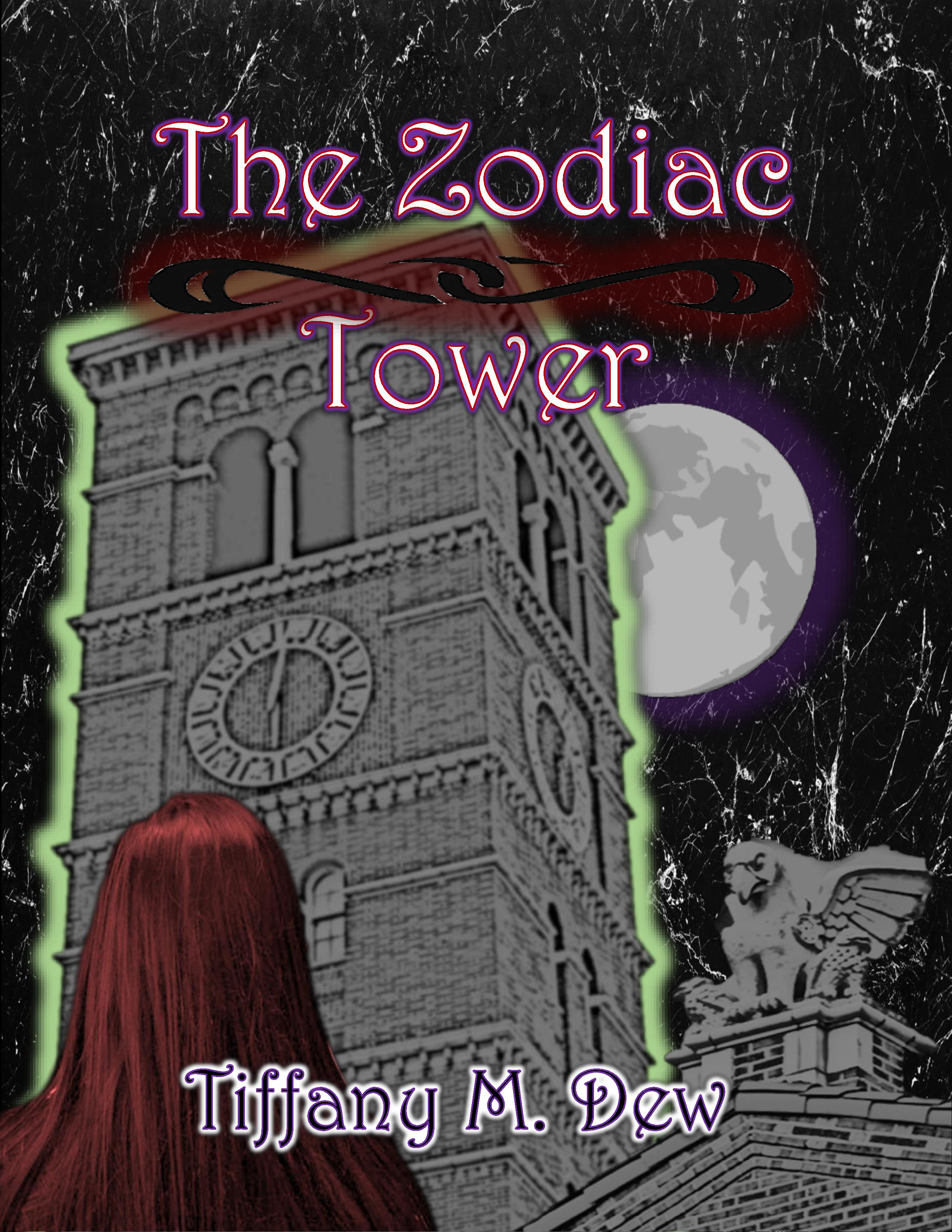 The Zodiac Tower- Front Cover Design 2-page-001